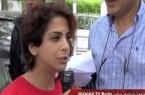 گزارش تلویزیون IRTV از تجمع اعتراضی ایرانیان در مقابل سفارت جمهوری اسلامی در برلین علیه انتخابات نمایشی ریاست جمهوی در ایران